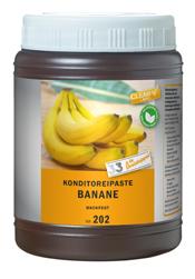 Banane, Konditoreipaste
