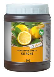 Citrone, Konditoreipaste