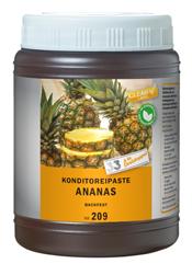 Ananas, Konditoreipaste