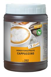Cappuccino, Konditoreipaste