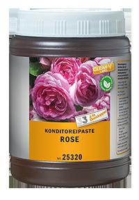 Rose, Konditoreipaste