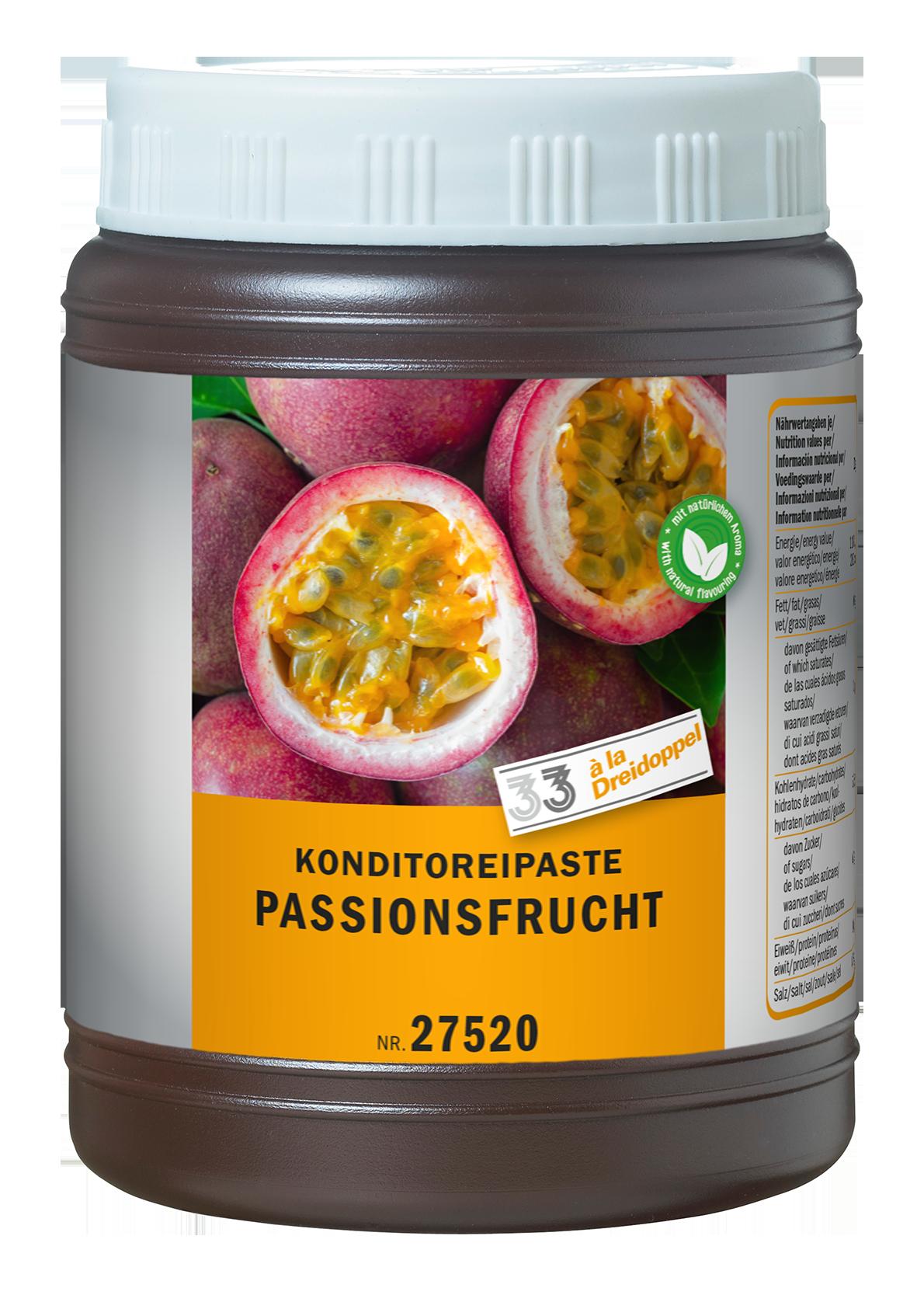 Passionfruit Paste