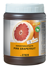 Pink Grapefruit, Konditoreipaste